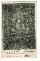 CPA - Carte Postale -Italie - Marsala-Arazzi Donati A Mr Lombardo Da Re A. D'Aragona 1903 VM2195 - Marsala