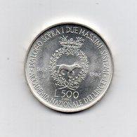 """ITALIA - 1982 - 500 Lire FDC """"Galileo Galilei Linceo"""" - Argento 835 - Peso 11 Grammi - (MW2191) - 1946-… : Repubblica"""