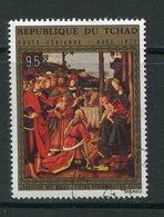 TCHAD- P.A Y&T N°137- Oblitéré (noël) - Tchad (1960-...)