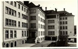 Luxemburg, LUXEMBOURG-Feldgen, Ecole Normale D'Institutrices (1950s) Postcard - Luxemburg - Town