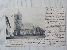 1905 CP Saintes L' Eglise Edit Remy Van Sichem Tubize - Tubize
