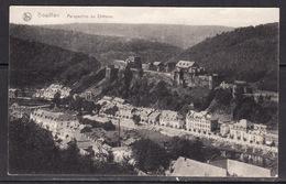 20  Bouillon  Perspective Du Château - Bouillon
