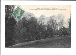 Parc De Saint-Cloud. - Garches. Anciens Domaine Impérial De Villeneuve L'Étang. - L'Arbre Couché. - Garches