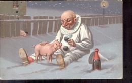 Varken - Dronken Man - 1914 - Varkens