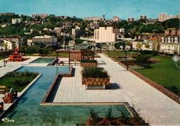 69 - LYON - CENTRE D'ÉCHANGE GARE DE PERRACHE - JARDINS SUSPENDUS - Lyon