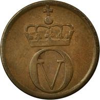 Monnaie, Norvège, Olav V, 2 Öre, 1962, TTB, Bronze, KM:410 - Norvège