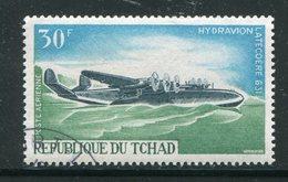 TCHAD- P.A Y&T N°38- Oblitéré - Tchad (1960-...)