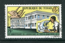 TCHAD- P.A Y&T N°127- Oblitéré - Tchad (1960-...)