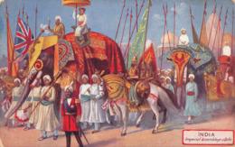 R133730 India. Imperial Assemblage At Delhi. Bemrose - Cartes Postales