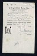 BAHAMAS 1862 CHALON HEAD A05 NUMERAL CANCEL - 1859-1963 Crown Colony