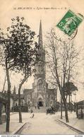 D33  ARCACHON  Eglise Ste- Marie  ..... - Arcachon