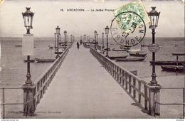 D33  ARCACHON  La Jetée Promenade  ..... - Arcachon