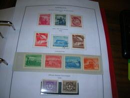 Jugoslavia PO 1949 Official Stamps Surch. Scott.272 A+B+See Scan On Scott.Page; - 1945-1992 Repubblica Socialista Federale Di Jugoslavia