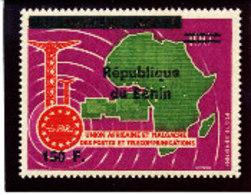 Bénin 1996  (  Union Africaine & Malgache - 150F/100F )  ** Luxe  REARE - Bénin – Dahomey (1960-...)