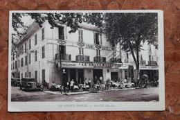 DIGNE (04) - LE GRAND HOTEL - Digne