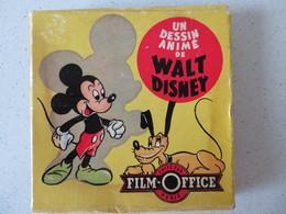 """1950 Film 8mm Dessin Animé Walt Disney  Mickey """"Donalt, Olé, Olé"""" Edité Par """"Film-Office"""" - Autres Collections"""