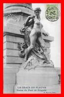 CPA LIEGE (Belgique)   La Grace Du Fleuve, Statue Du Pont De Fragnée...A088 - Liège