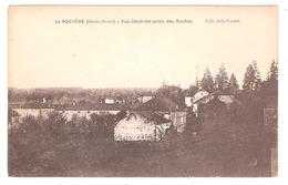 Passavant La Rochère  (70 - Haute Saône) Vue Générale Prise Des Roches - Autres Communes
