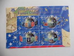 Europa Cept 2006; Samoa.50 Jahre Cept; Block; Postfrisch**; Mnh - 2006