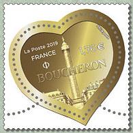 N° XXXX  Coeur De BOUCHERON** - France