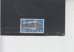 NORVEGIA  1969 - Unificato 539 - Europa - Norvegia