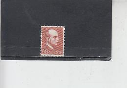 NORVEGIA  1967 - Unificato 513 - Missione - Norvegia