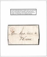 JERSEY MARITIME GRANVILLE FRANCE OVERSEAS COGNAC BRANDY 1842 - Jersey