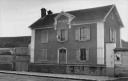 77 - Champeaux - Beau Cliché De La Mairie - France