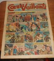 Coeurs Vaillants. N°31. Dimanche 31 Juillet 1949. - Other