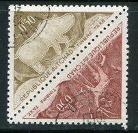 TCHAD- Taxe Y&T N°23 Et 24- Oblitérés - Tchad (1960-...)