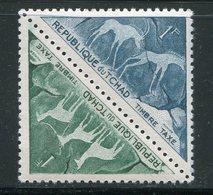 TCHAD- Taxe Y&T N°25 Et 26- Neufs Sans Charnière ** - Chad (1960-...)