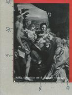 CARTOLINA VG ITALIA - PARMA - Madonna Del S. Girolamo - Correggio - 10 X 15 - ANN. 1958 - Pittura & Quadri