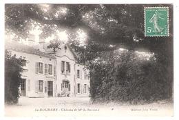 Passavant La Rochère  (70 - Haute Saône)  Château De Mr G Boileau - Autres Communes