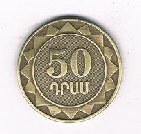 50 DRAM 2003 ARMENIE/ 3287/ - Arménie