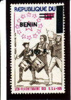 Bénin 1996  (USA Bi-Centenaire -150F/135F )  ** Luxe    TRES  RARE - Bénin – Dahomey (1960-...)