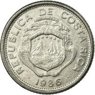 Monnaie, Costa Rica, 25 Centimos, 1986, TTB, Aluminium, KM:188.3 - Costa Rica