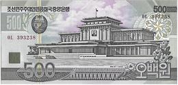 Zwei Banknoten Aus Korea (Nord) In TOP-Zustand - Korea (Nord-)
