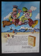 ORIGINAL 1972 MAGAZINE ADVERT FOR  BENSON @ HEDGES GOLD BOND CIGARETTES. - Other