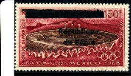 Bénin 1996  ( JO Mexico 1968  150F  )  ** Luxe  TRES  RARE - Bénin – Dahomey (1960-...)