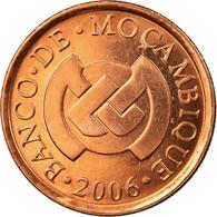 Monnaie, Mozambique, 5 Centavos, 2006, SPL, Copper Plated Steel, KM:133 - Mozambique