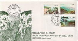 Brazil Set On FDC - Holidays & Tourism