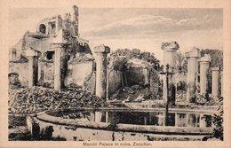 93Maj   Tanzanie Zanzibar Marubi Palace In Ruins - Tanzania