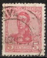 Argentina 1908 - Generale Josè De San Martin General - Argentina