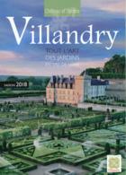 Dépliant Touristique : Château De Villandry (37, Indre-et-Loire) 4 Volets, Recto-Verso (15 Cm Sur 21 Cm) - Dépliants Touristiques