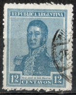 Argentina 1916 - Josè De San Martin Ufficiale Militare Military Officier - Argentina