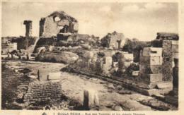 Afrique - Tunisie - Bulla Regia - Rue Des Temples Et Les Grands Thermes - C 5342 - Tunisia