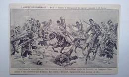 La Guerre Russo-Japonaise. Tentative De Débarquement Des Japonais Repoussée Le 11 Février. - Other Wars