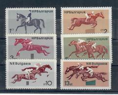 BULGARIA 1965 - FAUNA CAVALLI - SERIE COMPLETA - MNH** - Bulgaria