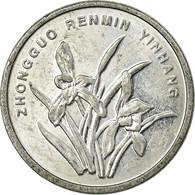 Monnaie, CHINA, PEOPLE'S REPUBLIC, Jiao, 2002, TTB, Aluminium, KM:1210 - Chine