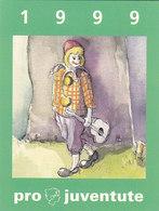 SCHWEIZ  Markenheftchen MH 0-116, Gestempelt, Pro Juventute 1999, Kinderbücher - Booklets